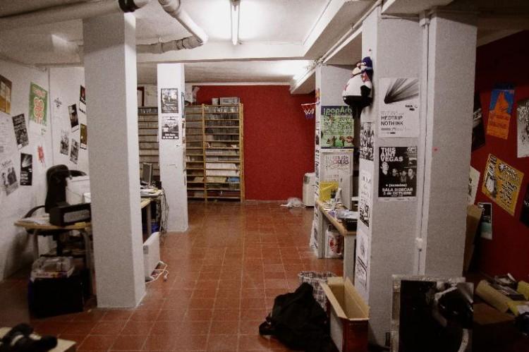 La oficina de Aloud