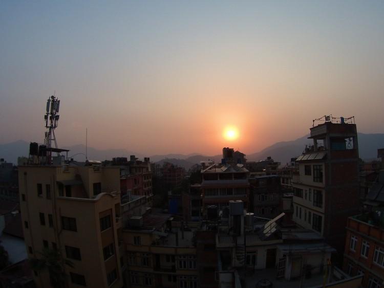 Dia 1 - Kathmandu
