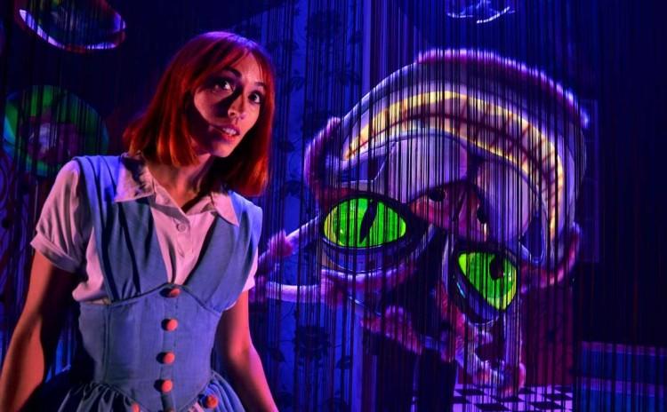 Alicia en el musical