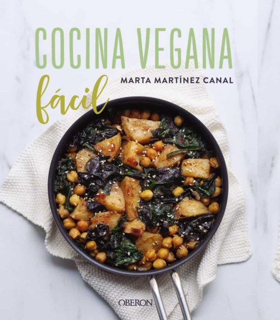 Cocina vegana fácil